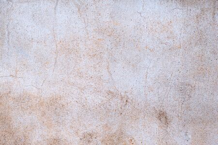Old grunge white concrete texture background. 스톡 콘텐츠 - 147610247