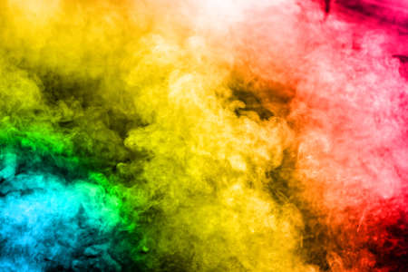 Smog abstract background,Closeup 免版税图像