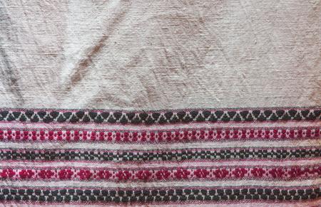Cotton ancient  textiles   Thailand folk textiles