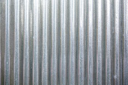 galvanized: galvanized sheet Stock Photo