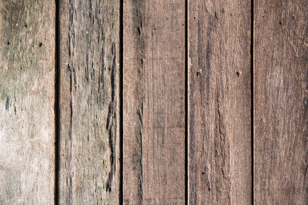 discolored: Old rough discolored wooden texture background