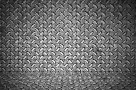 steel sheet: seamless metal texture, Table of steel sheet with metal floor inside