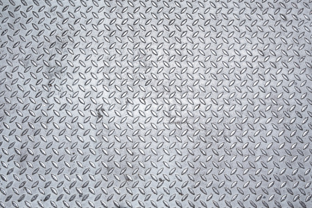 checkerplate: Seamless metal texture Table of steel sheet