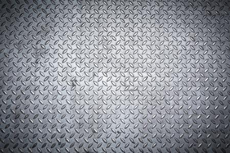 checkerplate: Seamless metal texture Table of steel sheet