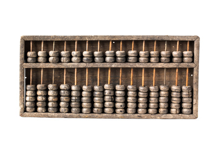 abaci: Close-Up Of Abacus