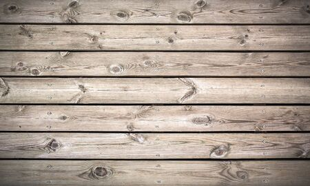 Brown pine wood plank wall texture background