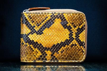 money pocket: bolsillo bolsa de dinero de la boa
