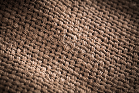 hessian: close up of hessian sack background