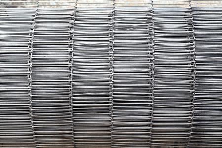 malla metalica: Cerca de alambre de hierro, malla metálica de acero inoxidable.