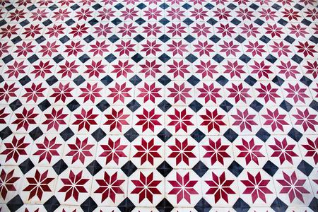 tile flooring: old Tile flooring pattern background