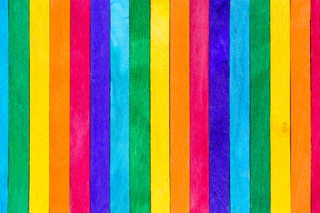 Colourful wooden texture wall pattern background texture. Stok Fotoğraf