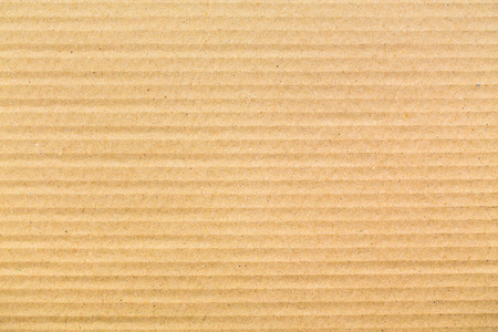 Brown paper texture for the production of boxes Stok Fotoğraf