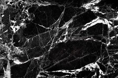 natural black marble texture for skin tile wallpaper luxurious background. Creative Stone ceramic art wall interiors backdrop design. picture high resolution. Stockfoto