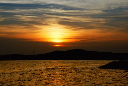 end of time: Sunrise,beach