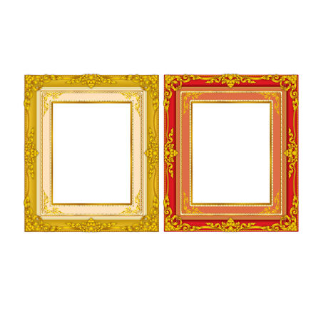 louis: Thailand frame pattern