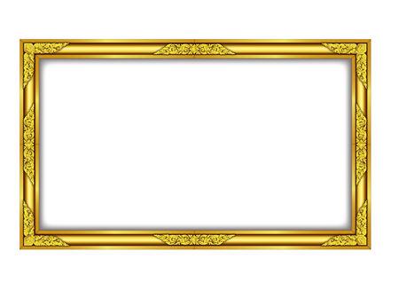 thai style: Frame Thai Style