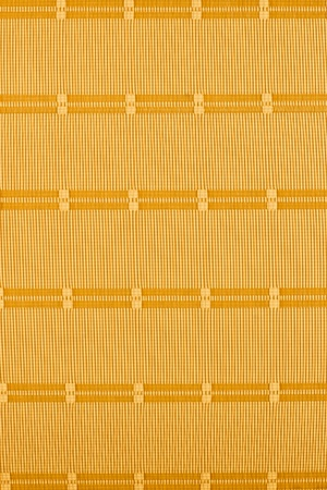 Texture of yellow curtain photo