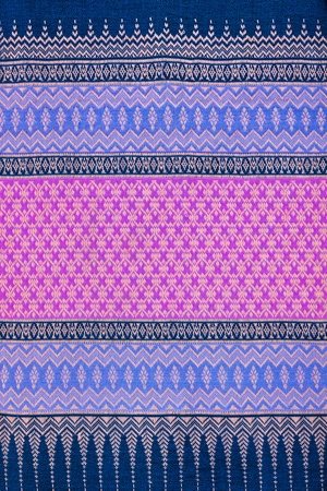 Thai cloth texture Stock Photo - 9108262