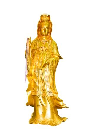 Golden Quan-Yin