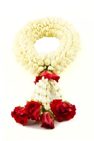 Thai jasmine garland