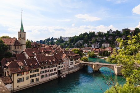 Bern, Capital city of Switzerland