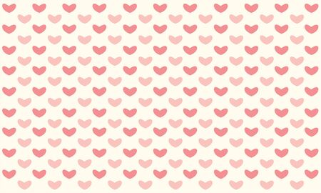 tender passion: heart vector background.