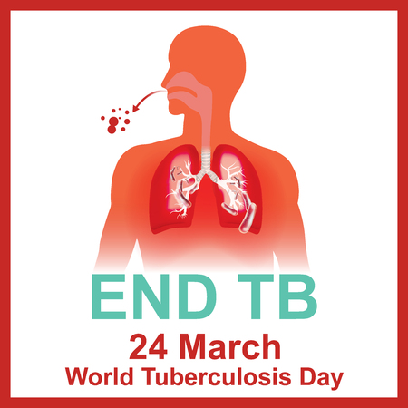 Patients with respiratory infections. Caused by tuberculosis bacteria. tuberculosis bacteria bite the tissue.