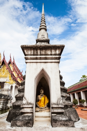 Wat pratat chaiya, South of Thailand photo