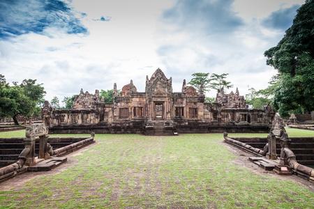 northeast: Prasat Hin Muang Tum, Buriram, Thailand