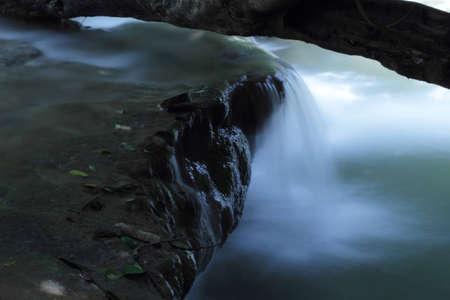 Wang Kan Luang waterfall, Lopburi Province, Thailand Stock Photo