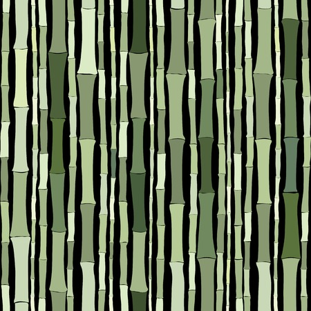 endlessly: Seamless background pattern. Will tile endlessly. Bamboo.
