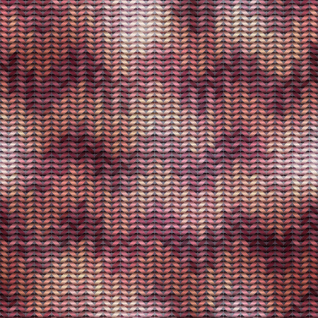 Seamless background pattern. Knitting pattern texure with chevrons