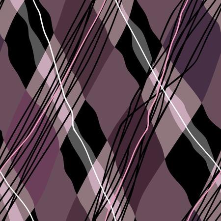 pink cell: Modelo incons�til del fondo. Se azulejos sin cesar. Curva Pink celular diagonal.
