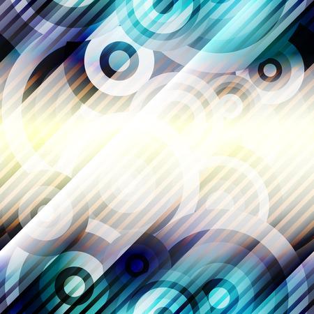cubismo: Lugar en blanco para el texto sobre fondo cubismo con huelgas diagonales.