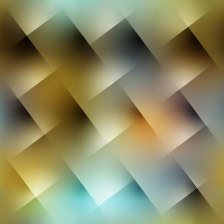 Seamless background pattern. Diagonal plaid strikes on blurred background.