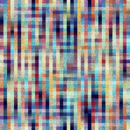 seamless: Seamless background pattern. Plaid background with diagonal texture.