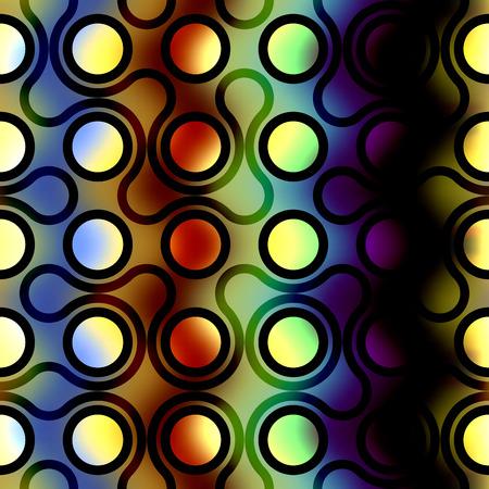 chevron background: Geometric pattern on blur chevron background. Seamless background pattern.