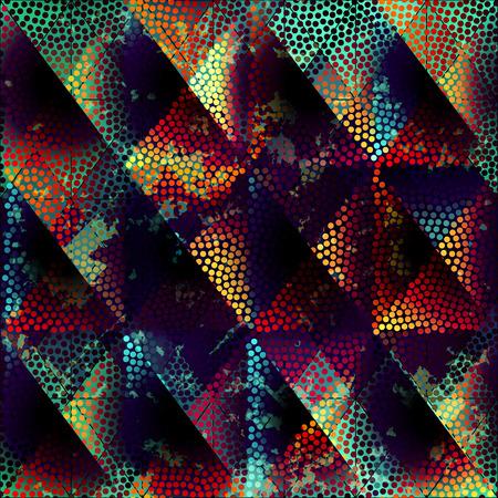 pattern grunge: Seamless background pattern. Grunge abstract diagonal pattern. Illustration