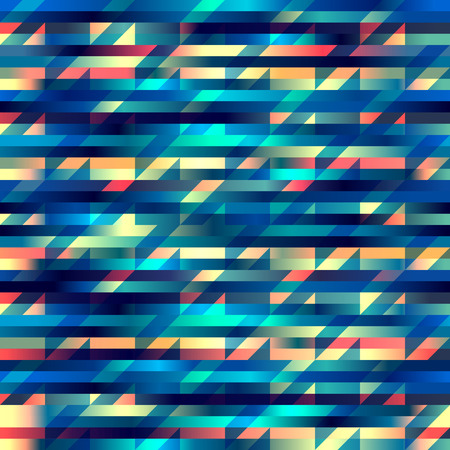 houndstooth: Houndstooth pattern on blue background. Seamless background pattern.