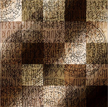 etnic: Seamless background pattern. Abstract ethnic geometric pattern