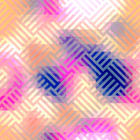 abstract pink: Seamless background pattern. Abstract pink geometric pattern.
