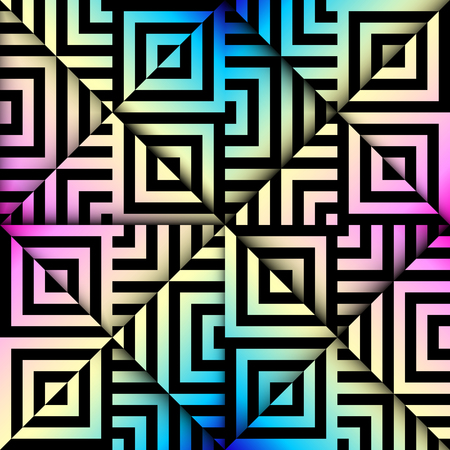 background pattern: Seamless background pattern. Abstract relief geometric pattern.