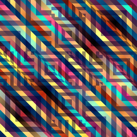 continuity: Seamless background pattern. Abstract diagonal strikes pattern.