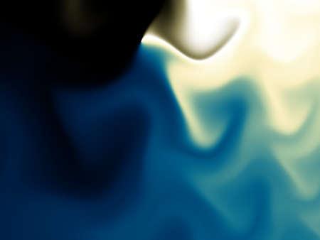 digital art: Fractal digital art background for design. Abstract wavy background. Stock Photo