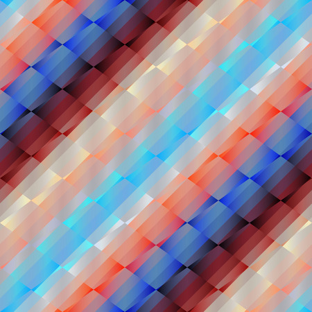 diagonal: Seamless background pattern.  Rhombus diagonal geometric pattern.