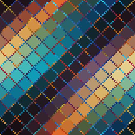 diagonal: Seamless background pattern. Diagonal plaid geometric pattern.