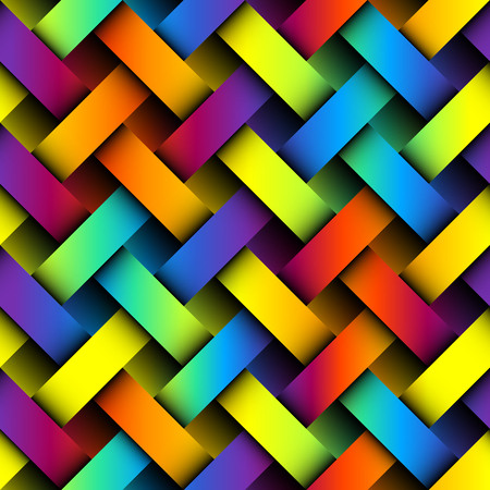 Seamless background pattern. Diagonal geometric abstract pattern. Illustration