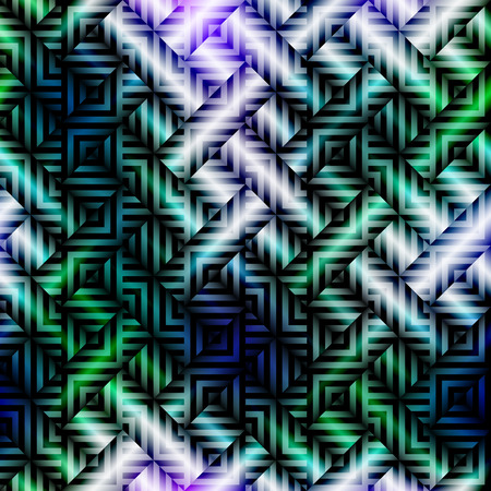 diagonal: Seamless background pattern. Abstract plaid diagonal pattern.