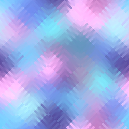 continuity: Seamless background pattern. Blur geometric abstract pattern. Illustration