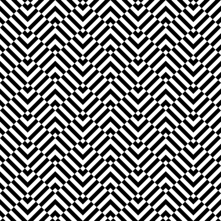 balck: Seamless background pattern. Chevron pattern with geometric abstract elements. Simply balck and white pattern.